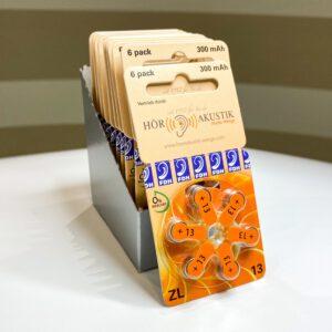 13er Batterien (Orange)